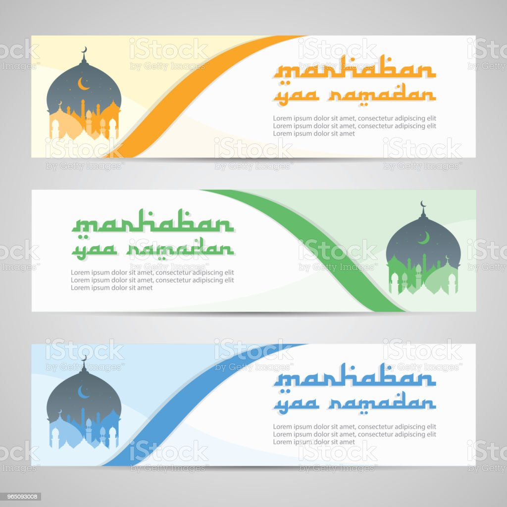 Ramadan Kareem Vector Illustration. Clean Elegant Ramadan Banner with Mosque Dome Design. Paper Art and Digital Craft Style royalty-free ramadan kareem vector illustration clean elegant ramadan banner with mosque dome design paper art and digital craft style stock vector art & more images of abstract