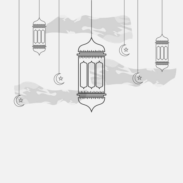 Best Idul Fitri Indonesia Illustrations, Royalty-Free