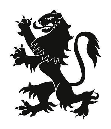 Rampant Lion