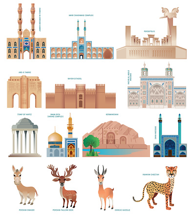 İran Symbols