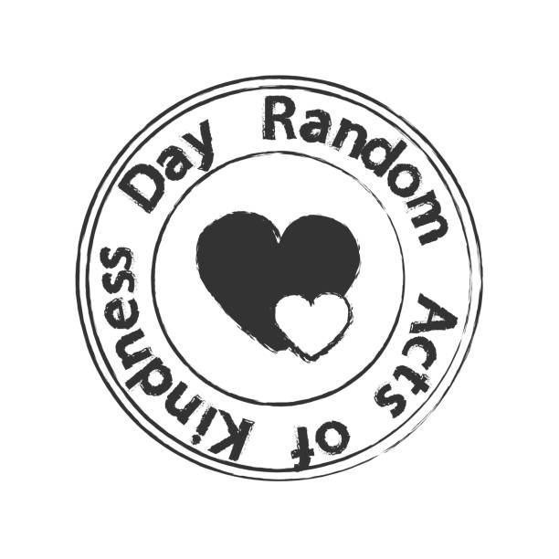 Royalty Free Random Act Of Kindness Clip Art Vector Images