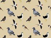 Random Asian Birds Wallpaper 2