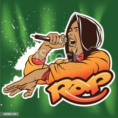 istock rap singer 165961051