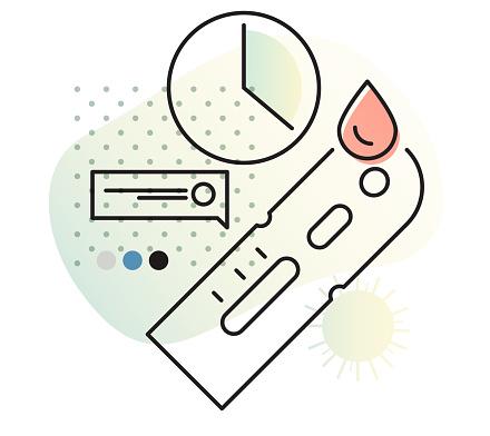 Rapid Serologic Test (Antibody) - Icon