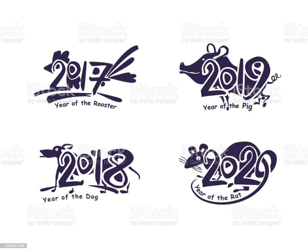 Year of the rooster 2019