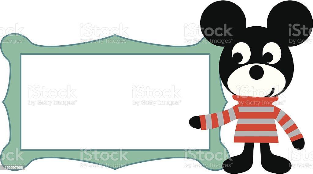 Rat e quadro ilustração de rat e quadro e mais banco de imagens de animal royalty-free