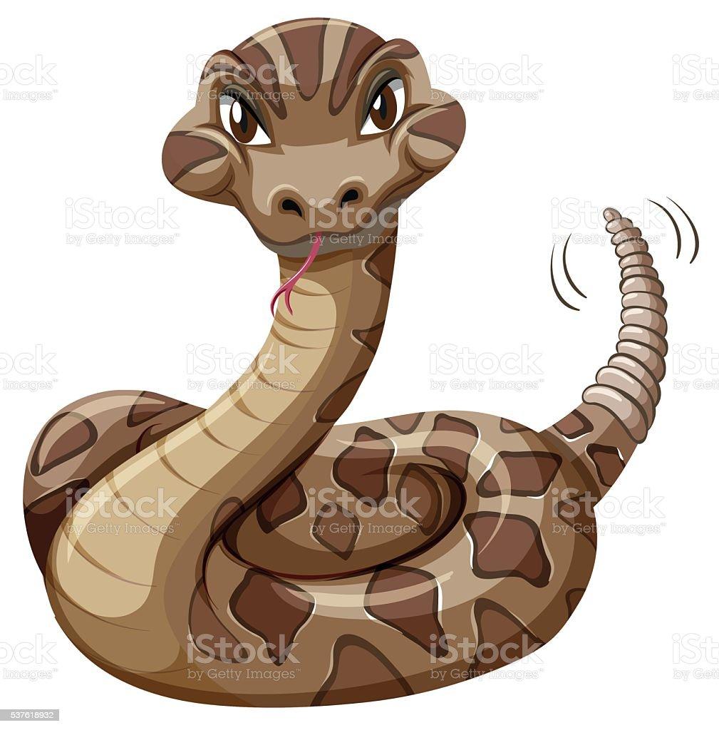 royalty free rattlesnake clip art vector images illustrations rh istockphoto com rattlesnake clipart vector rattlesnake head clipart