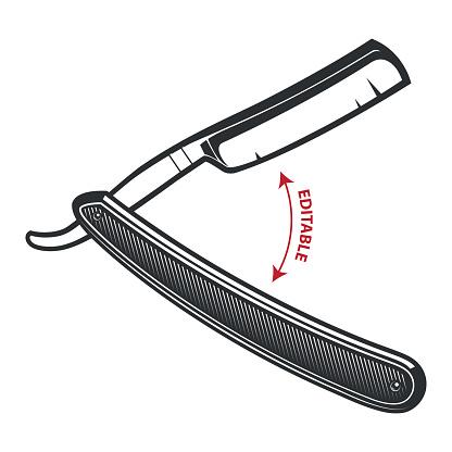 razor blade emblem
