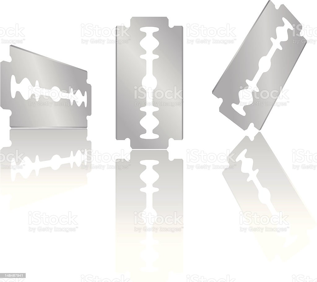 Razor blade royalty-free razor blade stock vector art & more images of adult