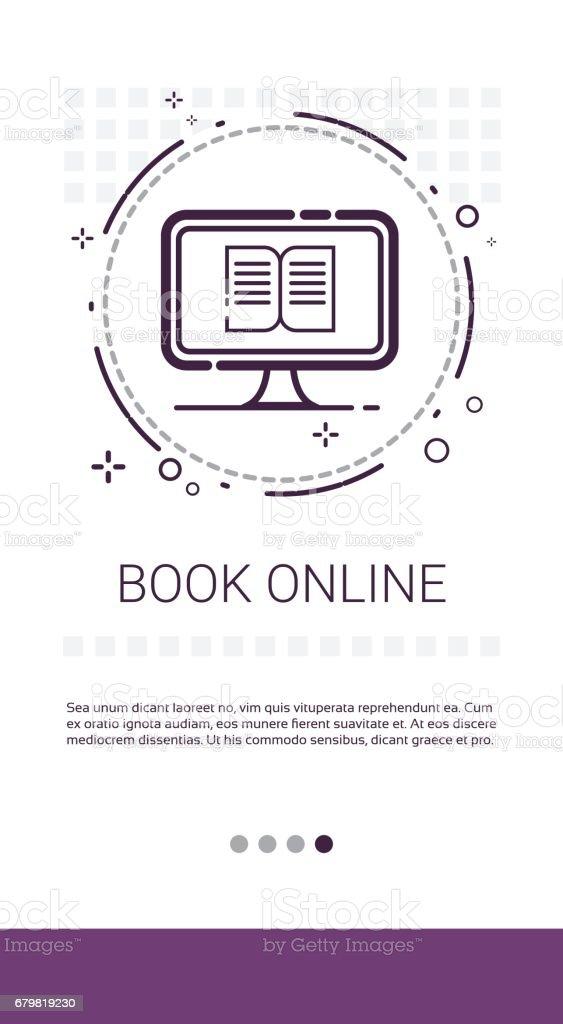 Lire Livre En Ligne Sur Internet Bibliotheque Banniere