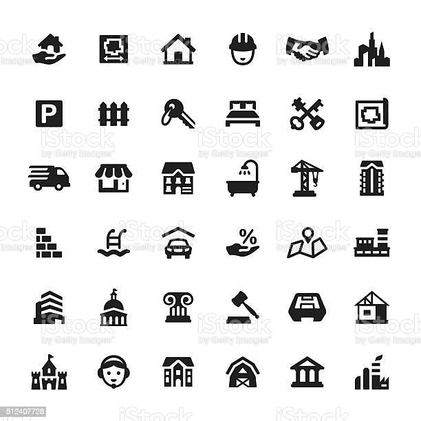 Real estate and property vector icons vector id512407728?b=1&k=6&m=512407728&s=612x612&h= 8nupt j 1pgbhqk4gja8twk4odggjkmdc2at9ihlpo=