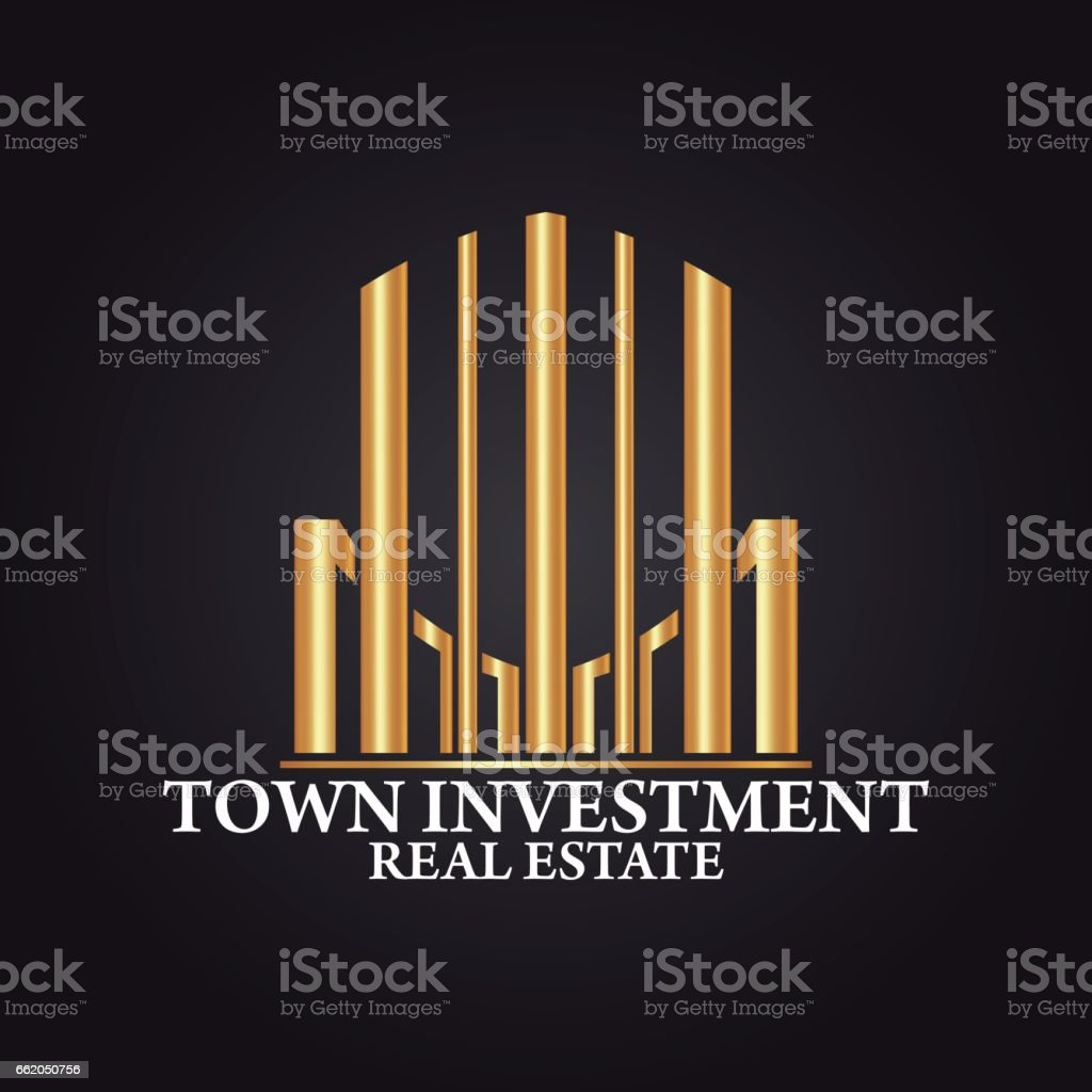 Real Estate, Building, Construction and Architecture Vector Design royalty-free real estate building construction and architecture vector design stock vector art & more images of abstract