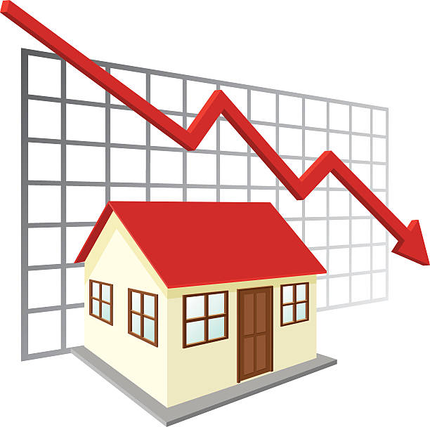 41 Housing Market Collapse Illustrations, Royalty-Free Vector Graphics &  Clip Art - iStock