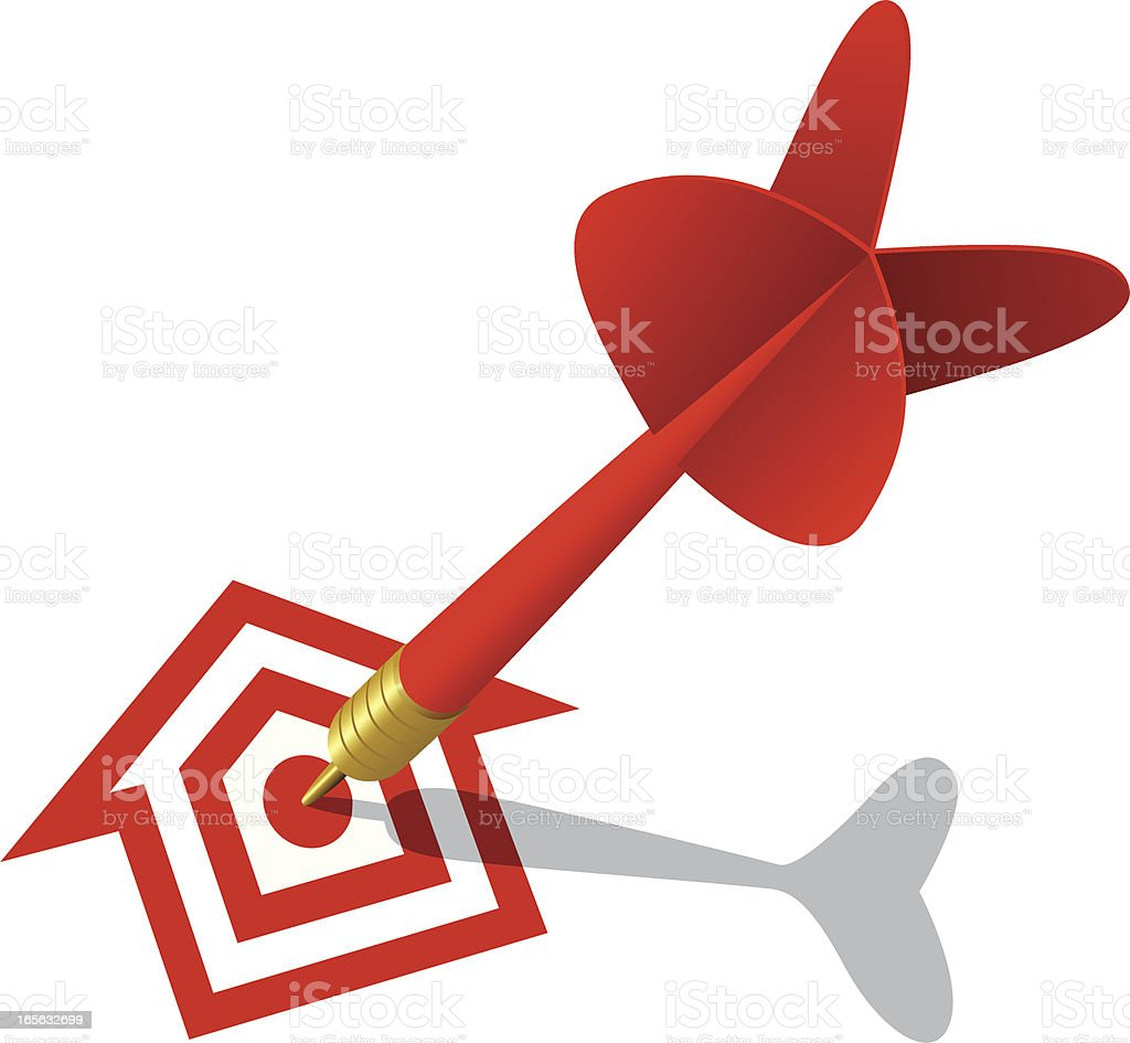 Real Estate Concept royalty-free stock vector art