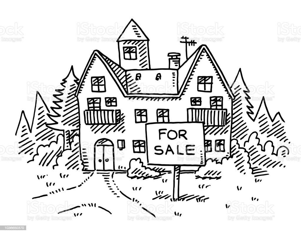 Immobilier maison de campagne à vendre signer dessin immobilier maison de campagne à vendre signer dessin
