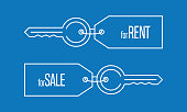 Real Estate Icon Concept