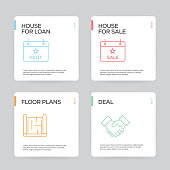 Real Estate Infographic Design Template
