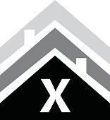 Real Estate Initial X