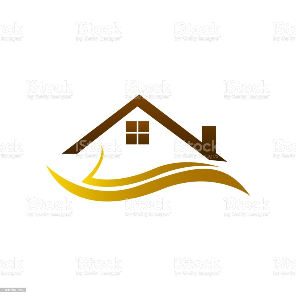 Real Estate Logo Home Logo House Logo Simple Design Vector Icons Stock Illustration Download Image Now