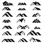 istock Real estate logo 1163660779