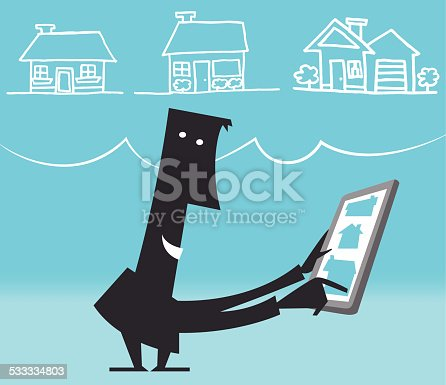 Consumers will be using more and more mobile technology for their property search and it will be the same for brokers and real estate agents.
