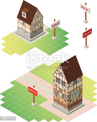 istock Real Estate 93474110