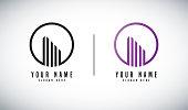 istock Real Estate Vector Logo Design 1210723733
