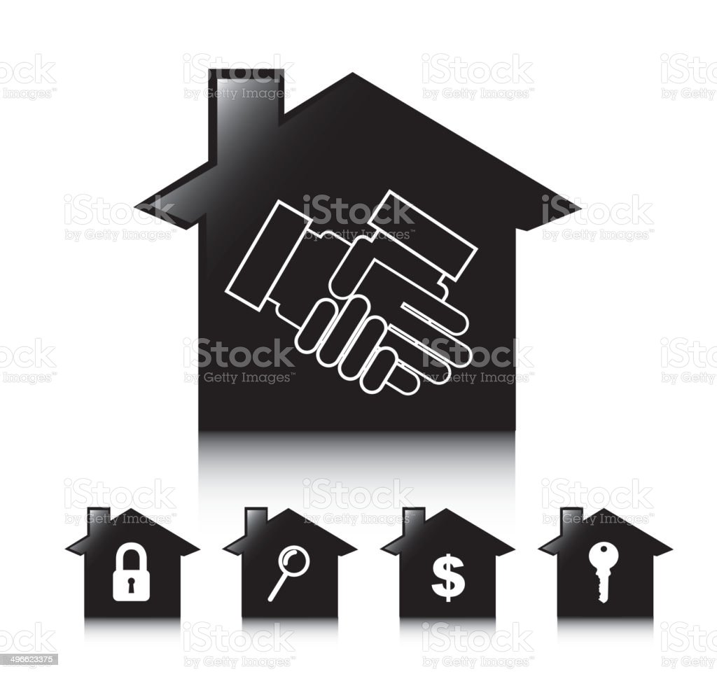 Real Estates Stock Vector Art & More Images of Built