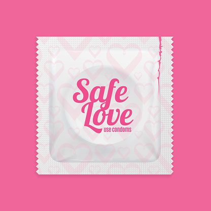 Download Realistic 3d Detailed Condoms Package Safe Love Concept ...