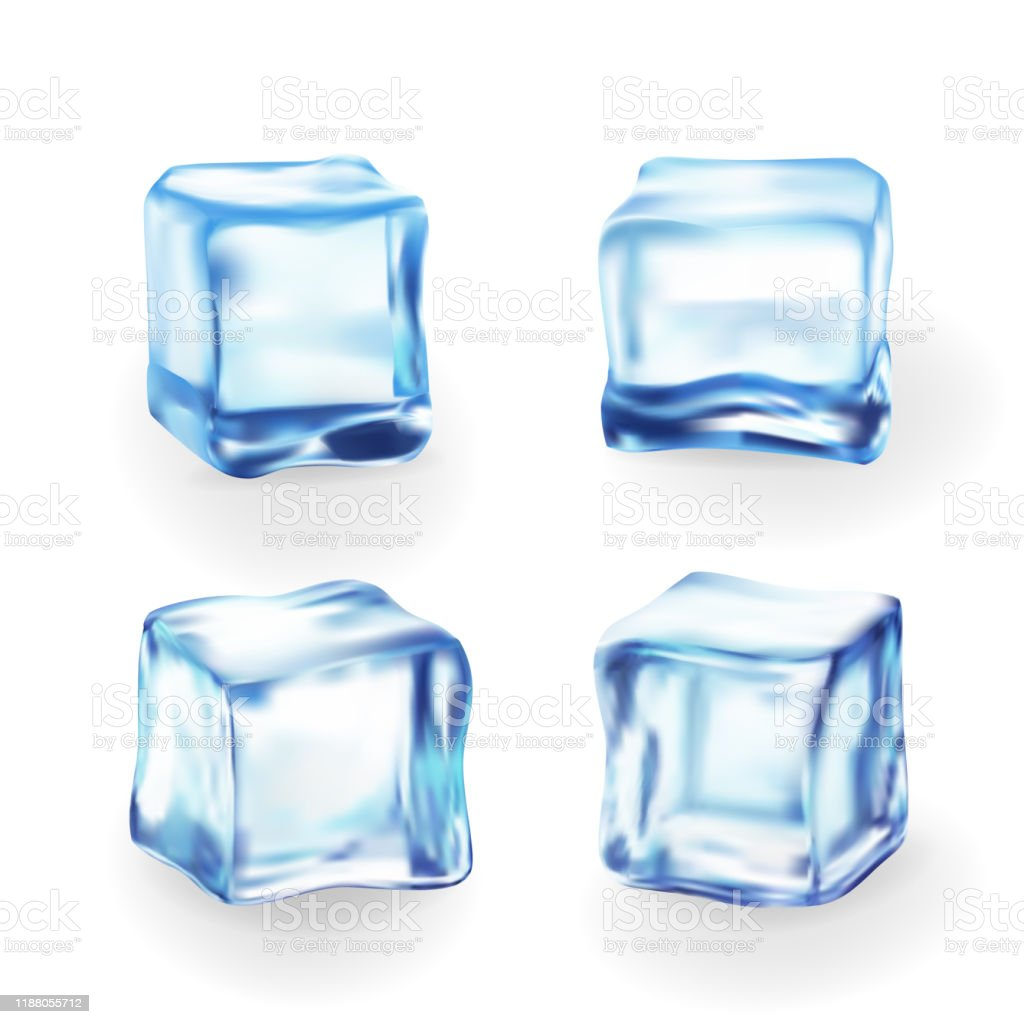 realistic blue solid ice cubes on transparent background3dcrystal icefrozen water vector stock illustration download image now istock realistic blue solid ice cubes on transparent background3dcrystal icefrozen water vector stock illustration download image now istock