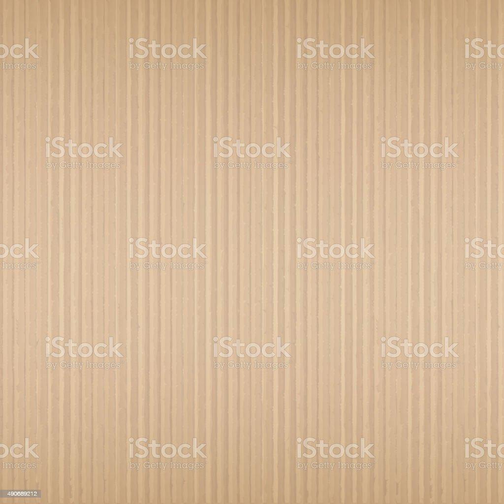 Realistic cardboard vector vector art illustration