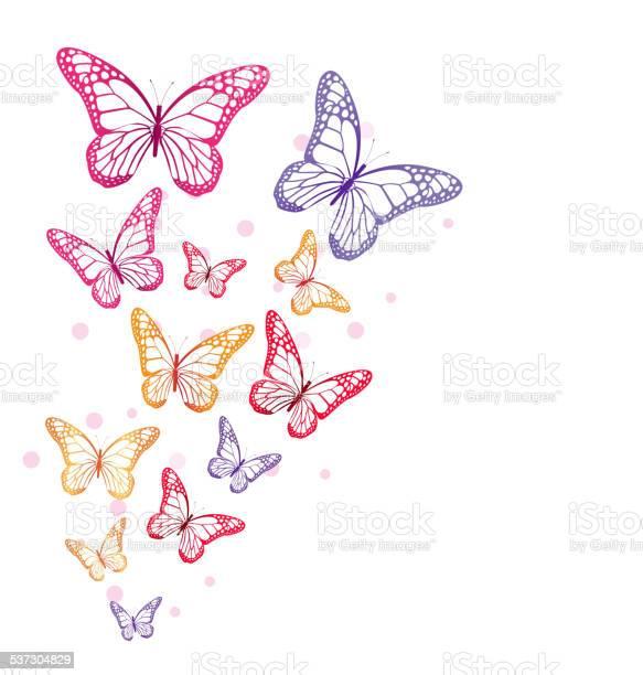 Realistic colorful butterflies isolated for spring vector id537304829?b=1&k=6&m=537304829&s=612x612&h=xtjbc3oblohicqxnwmu7rjwcpmjmlmk5lutkygeqvg4=