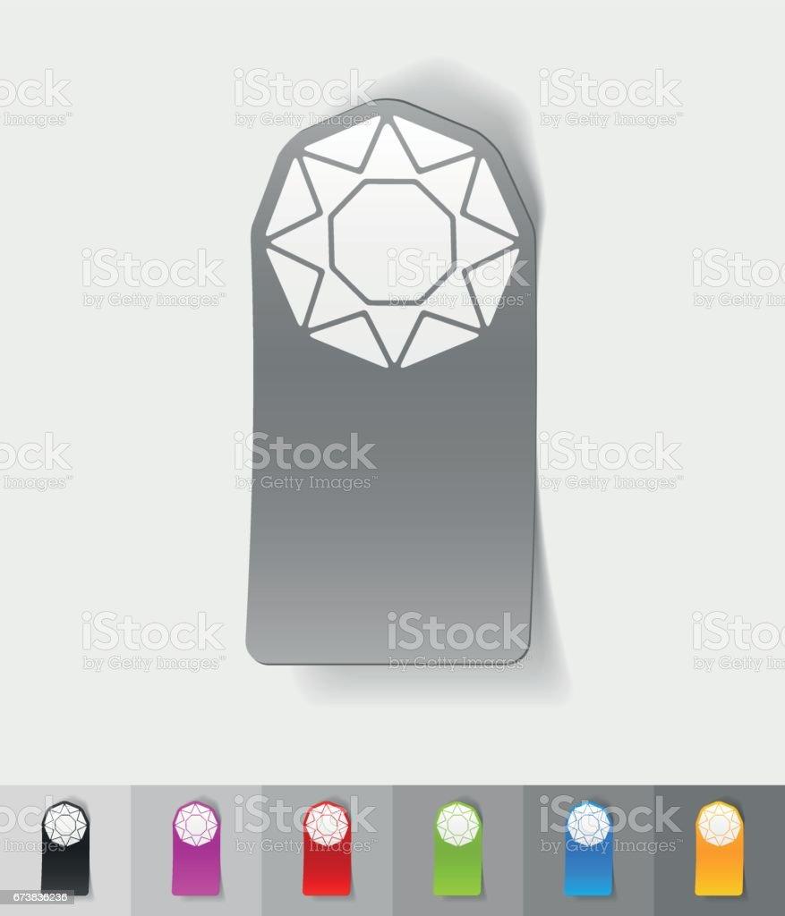 gerçekçi tasarım öğesi. mücevher royalty-free gerçekçi tasarım öğesi mücevher stok vektör sanatı & altın - metal'nin daha fazla görseli