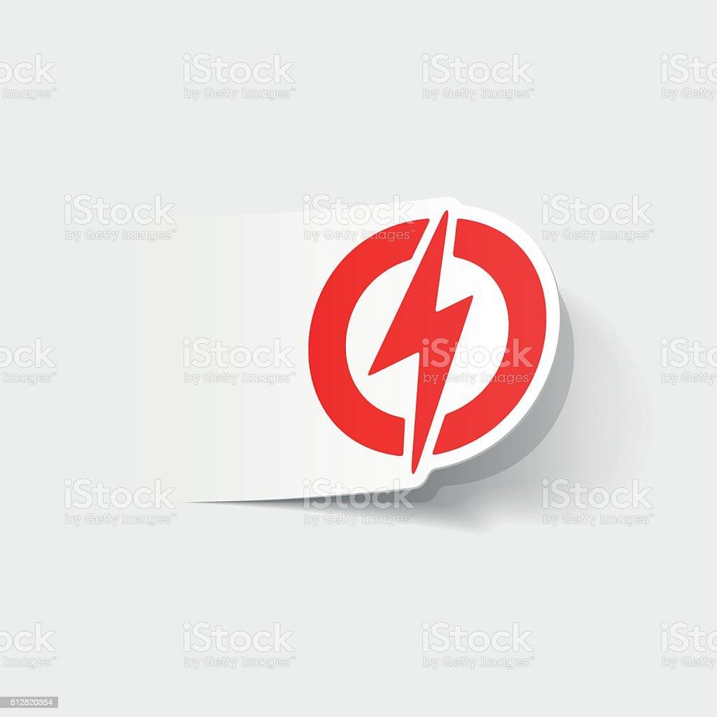 Realistic Design Element Lightning Bolt Stock Vector Art & More