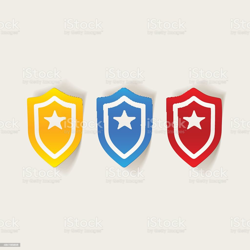 Royalty Free Police Badge Template Clip Art Vector Images
