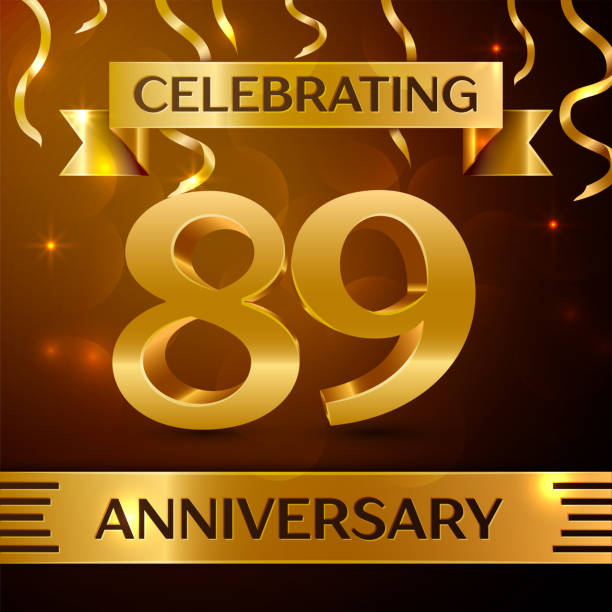 Download Best 80th Birthday Background Illustrations, Royalty-Free ...