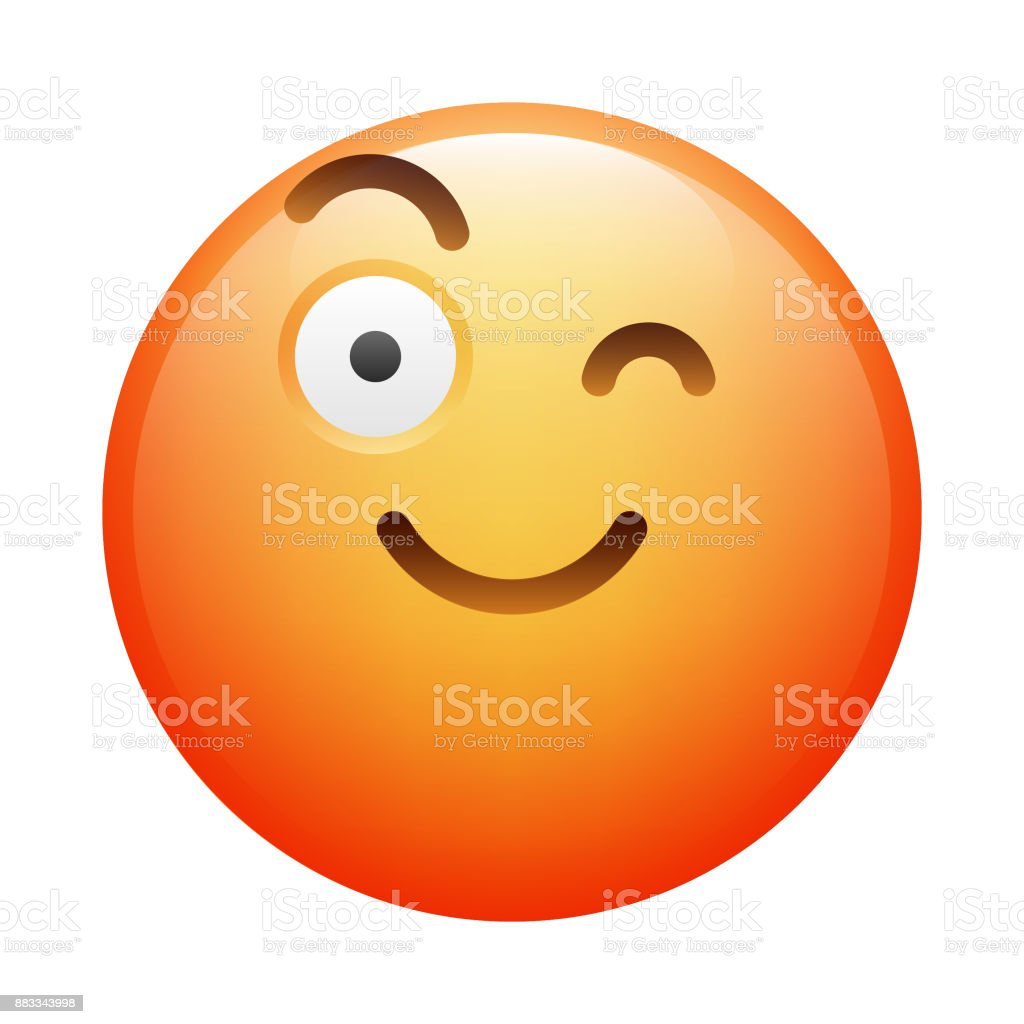 Realistic Emoji Stock Vector Art More Images Of Anthropomorphic