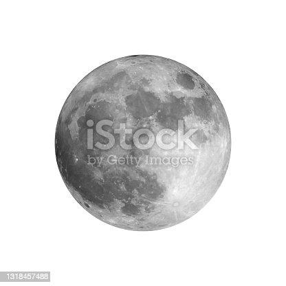 istock Realistic full moon 1318457488