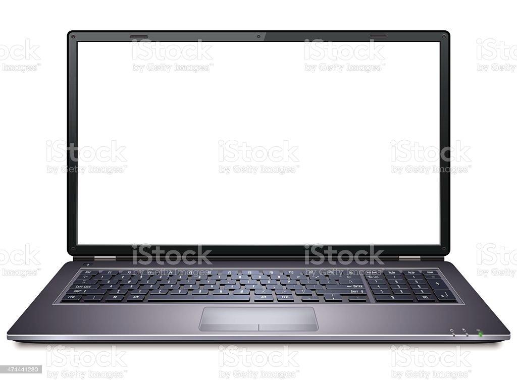 royalty free laptop clip art vector images illustrations istock rh istockphoto com laptop clipart png laptop clipart images