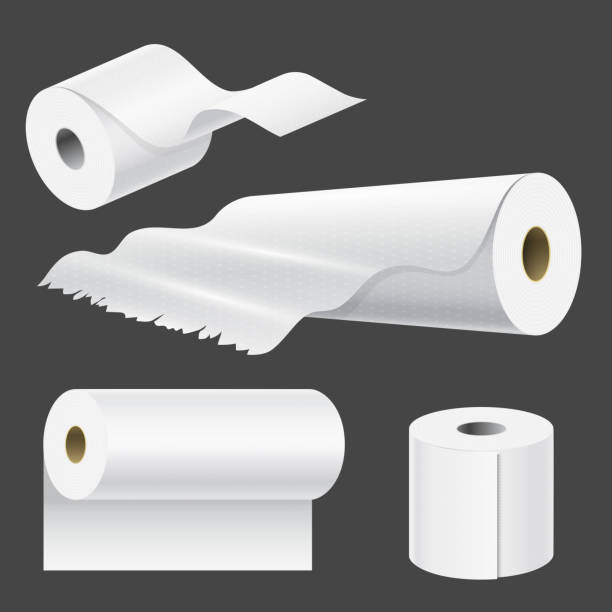 Royalty Free Rolling Papers Clip Art, Vector Images