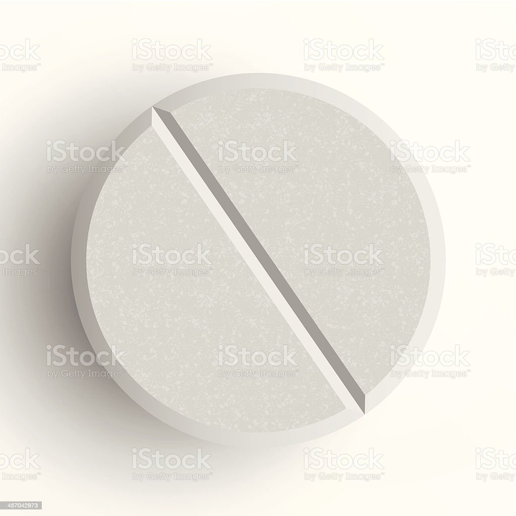 Royalty Free Round Pill Clip Art, Vector Images ...
