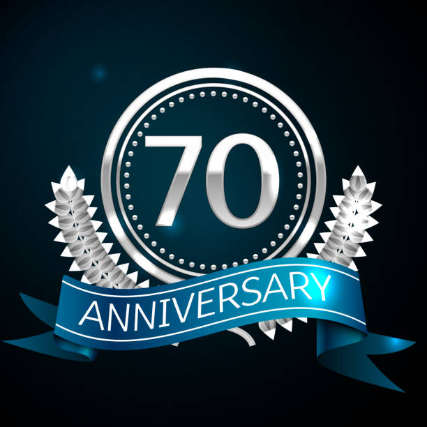 Download 70th Anniversary Illustrations, Royalty-Free Vector ...