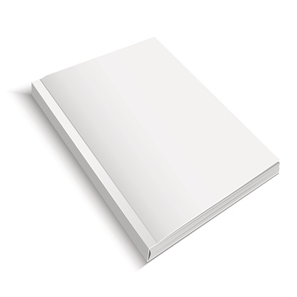 Blank Journal Template from media.istockphoto.com