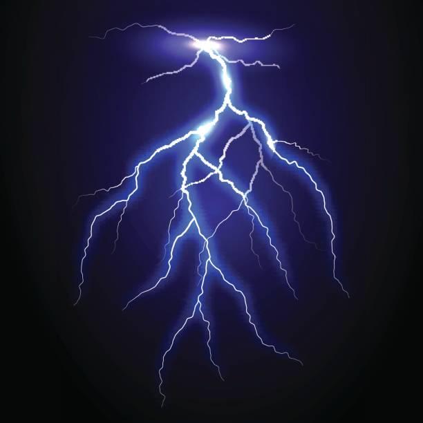 Best Lightning Strike Illustrations, Royalty-Free Vector Graphics