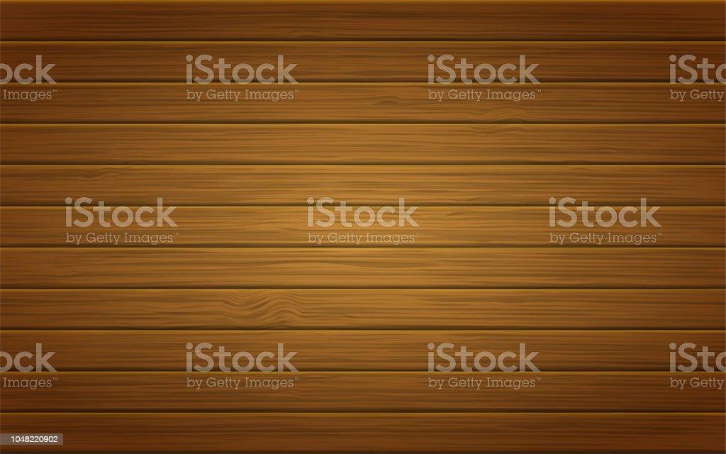 Texture Bois Réaliste Mur De Dessin Animé De Planches De