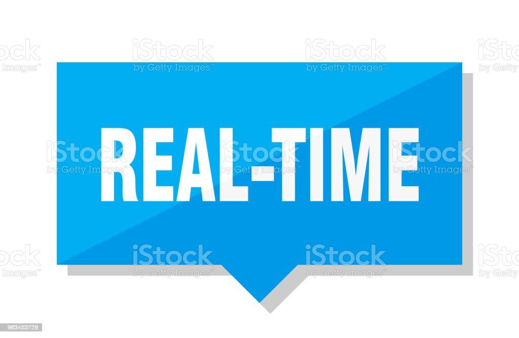 gerçek zamanlı fiyat etiketi - Royalty-free Amblem Vector Art