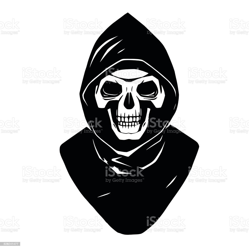 Reaper vector art illustration