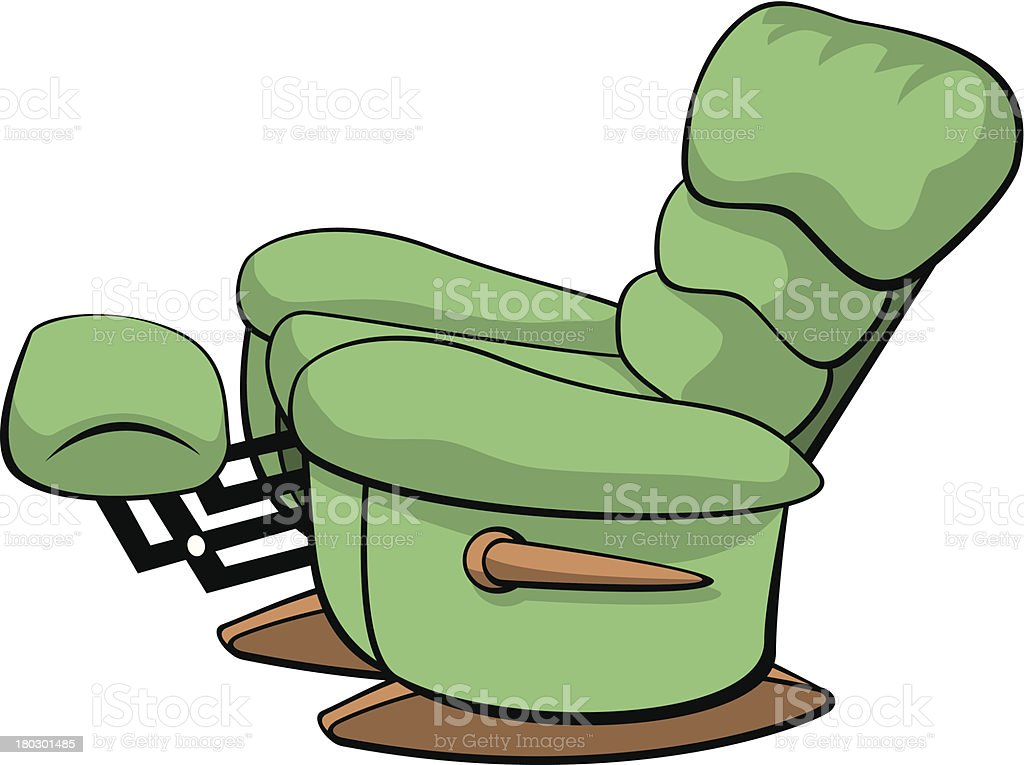 Royalty Free Recliner Clip Art Vector Images