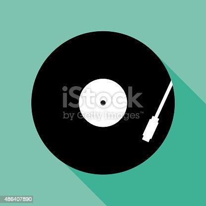 istock RecordPlayerIcon 486407890