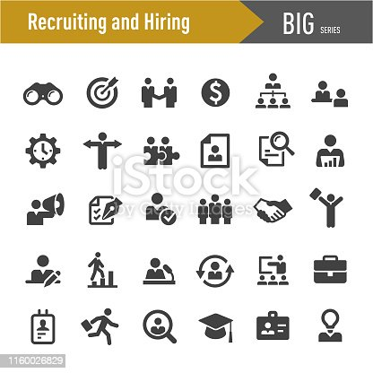 Recruiting, Hiring,